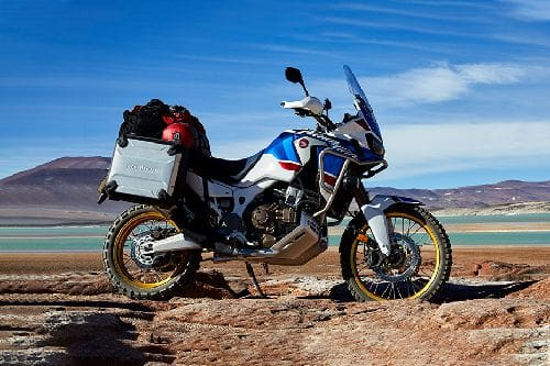 Honda CRF1000L Africa Twin Right Side Viewfull Image