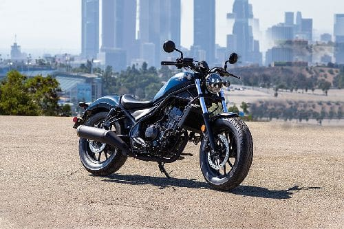Honda Rebel