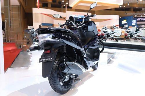 Honda Pcx Hybrid 2020 Images Check Out Design Styling Oto