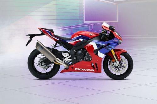 Samping kanan Honda CBR1000RR-R