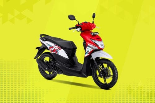 Honda Beat Pop Slant Front View Full Image