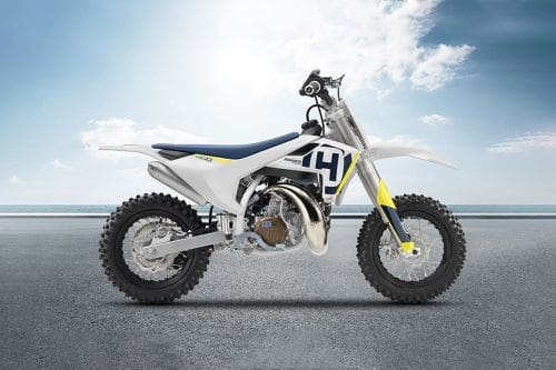 Husqvarna TC 50 Right Side Viewfull Image