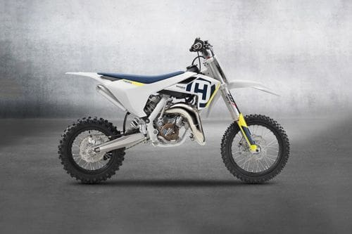 Husqvarna TC 65 Right Side Viewfull Image