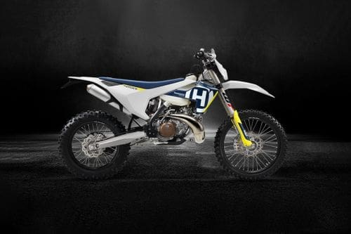 Husqvarna TE 250 Right Side Viewfull Image
