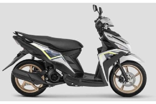 Yamaha Mio M3 125 Right Side Viewfull Image