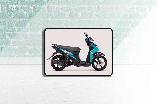 Yamaha Mio S Right Side Viewfull Image