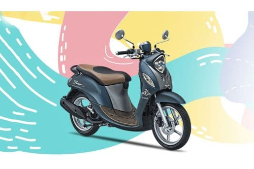 Yamaha Fino 125 2021 Price Promo February Spec Reviews