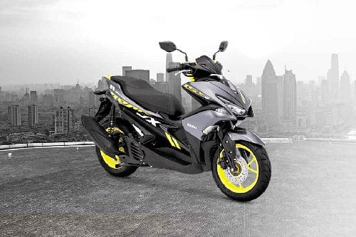 Yamaha Aerox 155VVA 2020 Price, Promo September, Spec & Reviews