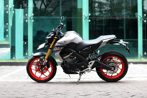 Yamaha Mt 15 2020 Images Check Out Design Styling Oto
