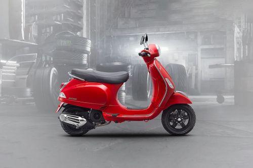 Vespa LX I-Get 125