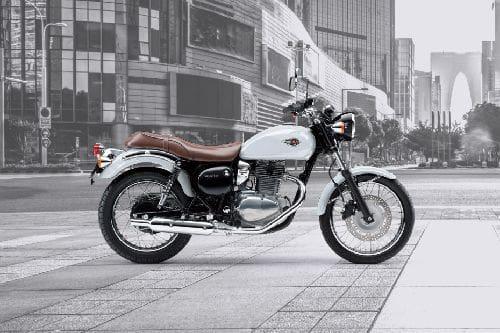 Kawasaki W250 Right Side Viewfull Image