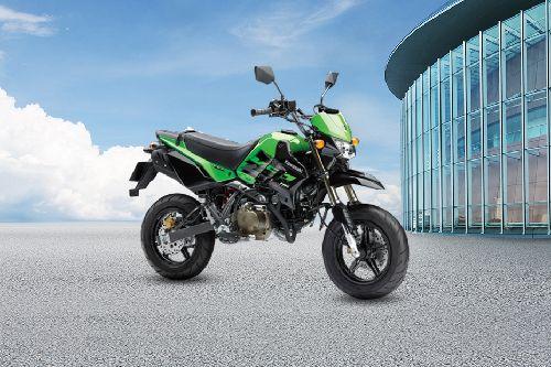 Kawasaki KSR Pro Standard