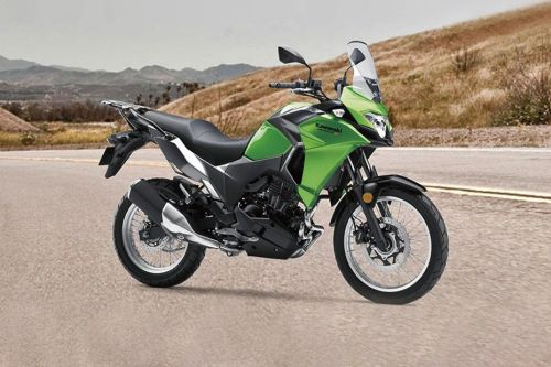 Kawasaki Versys X 250 City