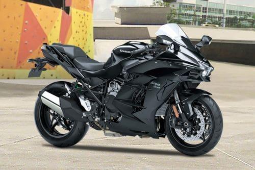 Kawasaki Ninja H2SX