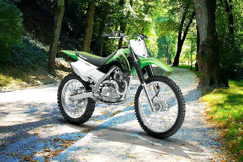 Kawasaki KLX 140 Standard