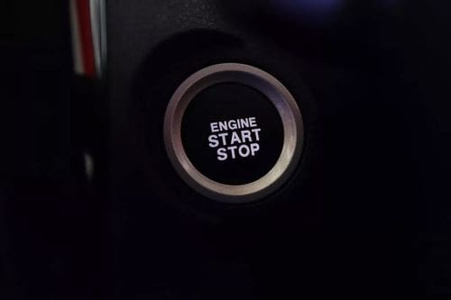 Tombol start-stop mesin DFSK Fronte