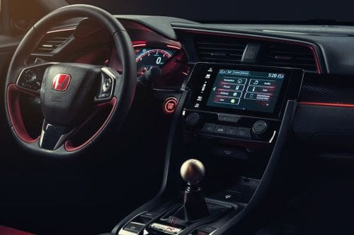Dashboard View of Civic