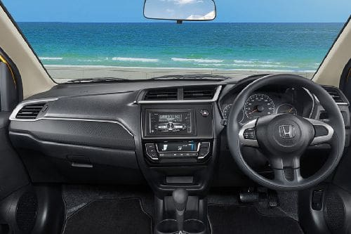 Dashboard Brio