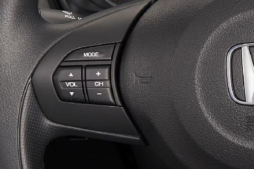 Setir multi fungsi Honda Brio
