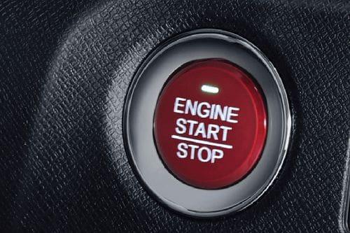 Tombol start-stop mesin Honda Fronte