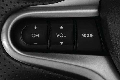 Setir multi fungsi Honda BRV
