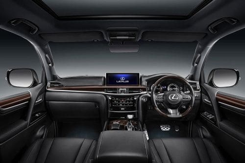 Lexus Lx Vs Porsche Cayenne Mana Yang Lebih Baik