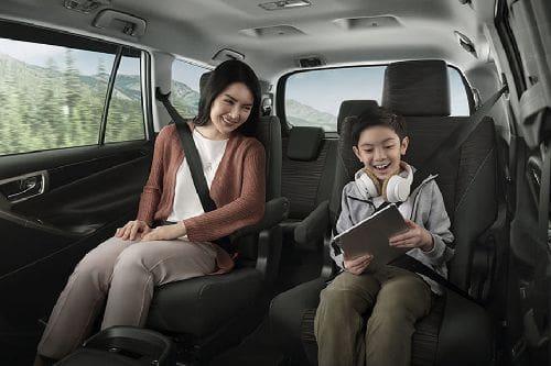 Seat belt Kijang Innova