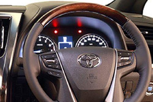 Toyota Alphard 2020 Images Check Interior Exterior Photos Oto