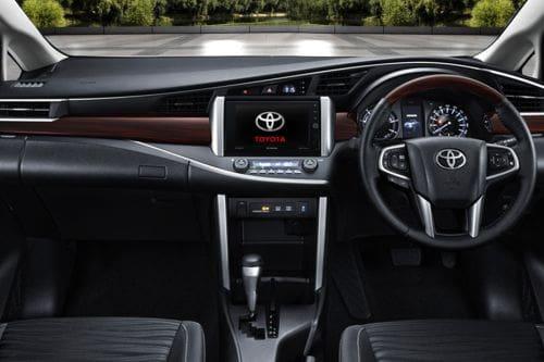 Gambar Toyota Venturer 2020 - Lihat Foto Interior & Eksterior | Oto