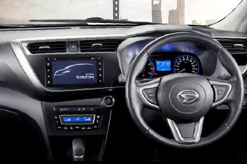 Dashboard View of Sirion