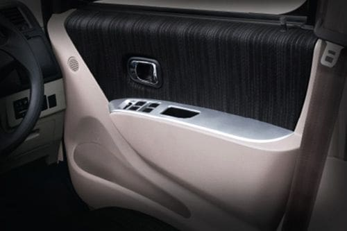 Daihatsu Luxio Drivers Side In Side Door Controls
